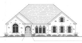 2908 Custom Home Floor Plans