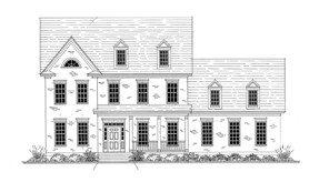 3284 Custom Home Floor Plans