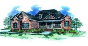 3656 Custom Home Floor Plans