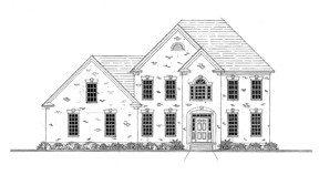 3796 Custom Home Floor Plans