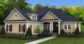 Dogwood Custom Home Floor Plans