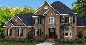 Hampton Custom Home Floor Plans