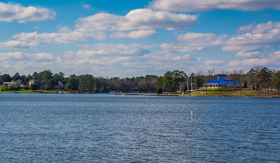 Build a custom home on Lake Murray